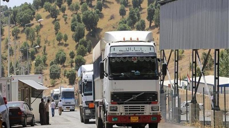 مرزهای باشماق و پرویزخان به عراق به روی تجار خوزستانی باز است