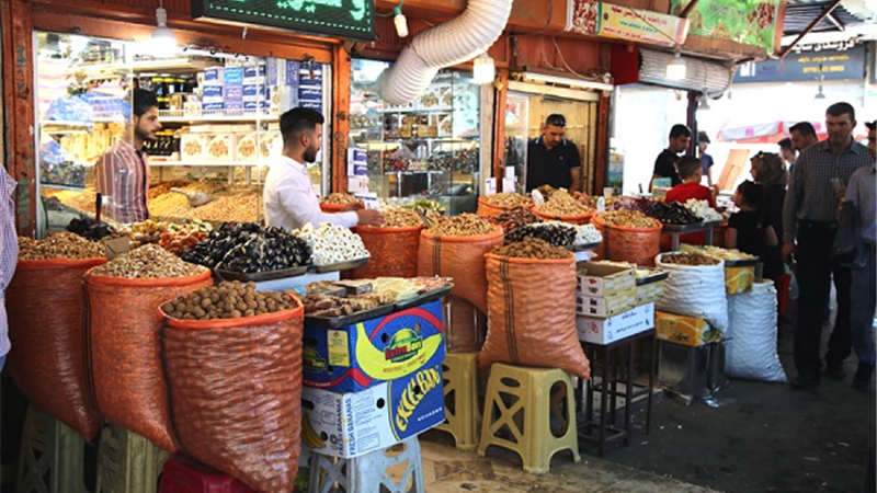 دو برابر شدن فعالیت های تجاری در اقلیم کردستان