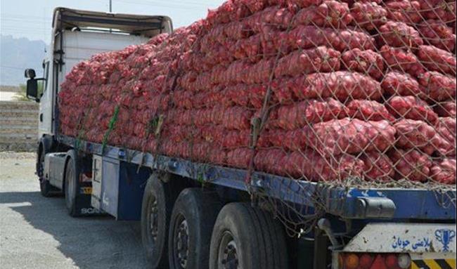 آغاز دوباره صادرات سیب زمینی از مرز باشماق