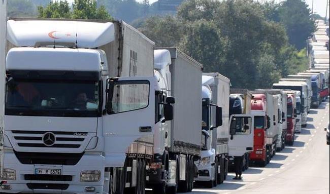 صادرات ترکیه به عراق و اقلیم کردستان 34 درصد کاهش یافت