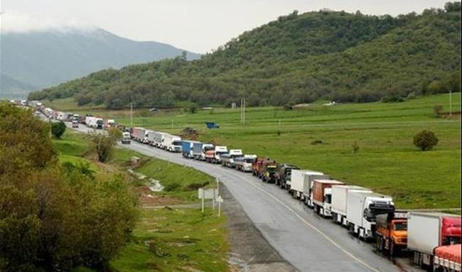 تعامل سازنده، سکوی پرتاب صادرات از مرزهای کردستان/  رشد ۶۹ درصدی صادرات از گمرکات کردستان