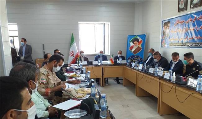 توسعه مراودات اقتصادی ایران و عراق از مرز کیله سردشت