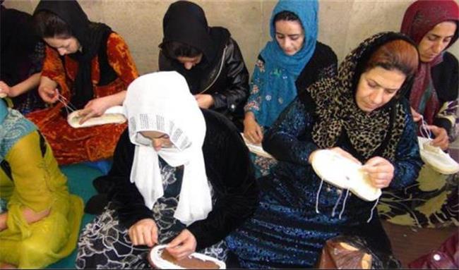 مشکل صادرات گیوه به کردستان عراق حل می شود