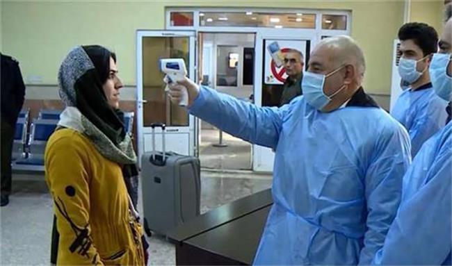 اطلاعیه سرکنسول ایران در اربیل درباره چگونگی ورود به اقلیم کردستان
