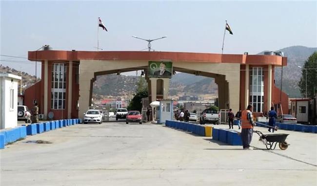 بازدید نخست وزیر عراق از مرز باشماق