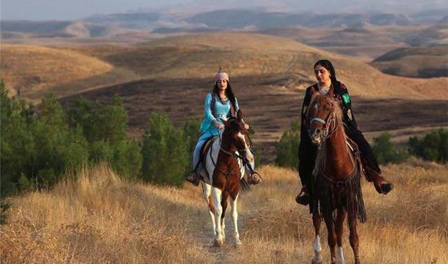 گزارش تصویری جشنواره اسب دوانی پاییزه اربیل