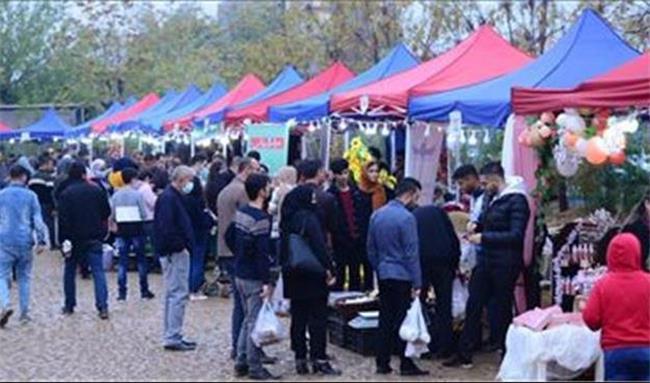 اولین جشنواره «ژیان» در سلیمانیه برای نمایش محصولات داخلی کردستان عراق