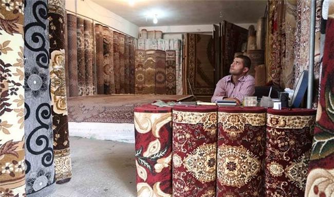 گزارش بازار فرش و موکت اقلیم کردستان و عراق