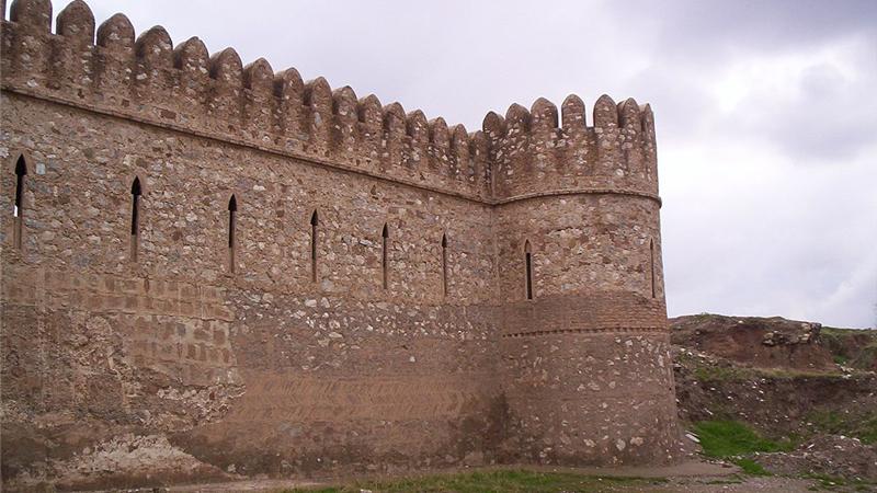 قلعه کرکوک از دوره باستان تا ثبت یونسکو  + عکس