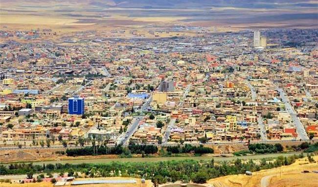 اجرای پروژه های متعدد در شهر زاخو /  زاخو کجاست؟