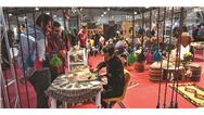 عرضه محصولات غذایی در نمایشگاه سلیمانیه عراق