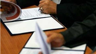 امضای تفاهمنامه همکاری نمایشگاه بینالمللی همدان و سلیمانیه عراق