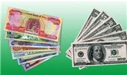 قیمت دینار در برابر دلار تغییر نکرده است