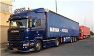 توقف کامیون ها در مرز باشماق و تحمیل هزینه های بیشتر / نرخ حمل بار تغییر نکرده است