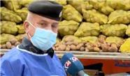 گزارشی از فعالیت تجاری در مرز پرویزخان + فیلم