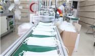 آغار به کار یک واحد تولیدی کالاهای پزشکی در سلیمانیه + فیلم