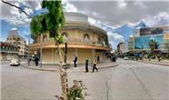 نمای شهر سلیمانیه در ممنوعیت رفت و آمد