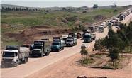 میزان صادرات کالا به عراق از بازارچه مرزی شیخصله، صد درصد افزایش یافت