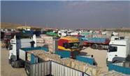 موافقت عراق با ورود کامیون های ایرانی