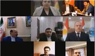 آماده گشودن درها برای فعالیت شرکت های لبنی در کردستان عراق هستیم + فیلم
