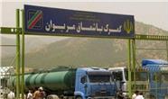 آخرین وضعیت تانکرهای حامل سوخت به مقصد کردستان عراق + فیلم سخنان مدیر یک پایانه نفتی