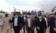 ۵۰ درصد صادرات غیرنفتی کشور از مرز پرویزخان به عراق صادر میشود