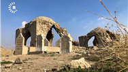 گزارش تصویری قبرستان تاریخی در کردستان عراق