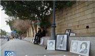 35 سال کشیدن تصویر رهگذران کنار قلعه اربیل