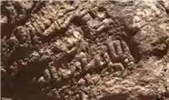 کشف یک سنگ نوشته فارسی در کردستان عراق + فیلم